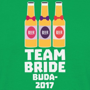 Team Bride Budapest 2017 Syck7 T-Shirts - Men's T-Shirt