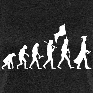 Abi Evolution - Frauen Premium T-Shirt