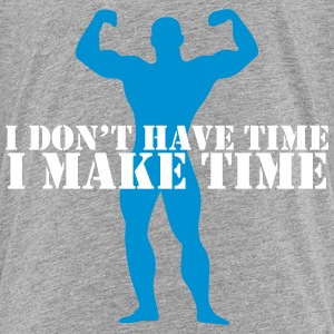 I don't have time T-Shirts - Teenager Premium T-Shirt
