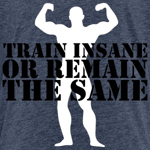 train insane Shirts - Teenager Premium T-shirt