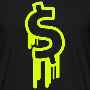 dollar T-Shirts - Men's T-Shirt