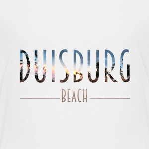 Duisburg Beach T-Shirts - Teenager Premium T-Shirt