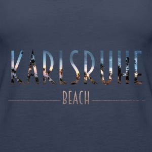 Karlsruhe Beach Tops - Frauen Premium Tank Top