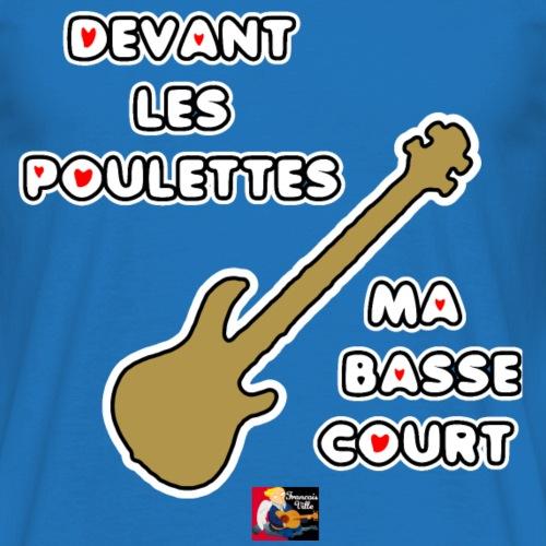 DEVANT LES POULETTES MA BASSE COURT - JEUX DE MOTS