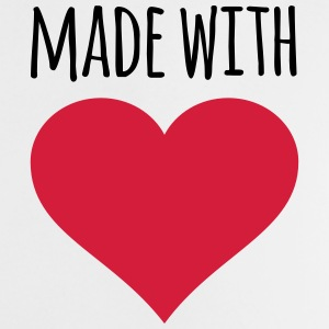 made-with-love (dh) Baby T-Shirts - Baby T-Shirt