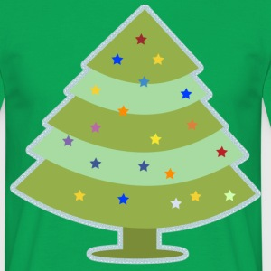 ChristmasTree - Men's T-Shirt