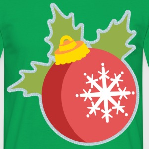 Christmas Decorations - Men's T-Shirt