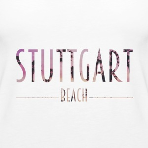 Stuttgart Beach Tops - Frauen Premium Tank Top