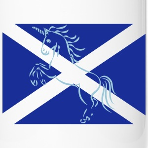 Insulated Scottish Unicorn Mug - Travel Mug