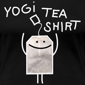 Yogi tea shirt - Frauen Premium T-Shirt