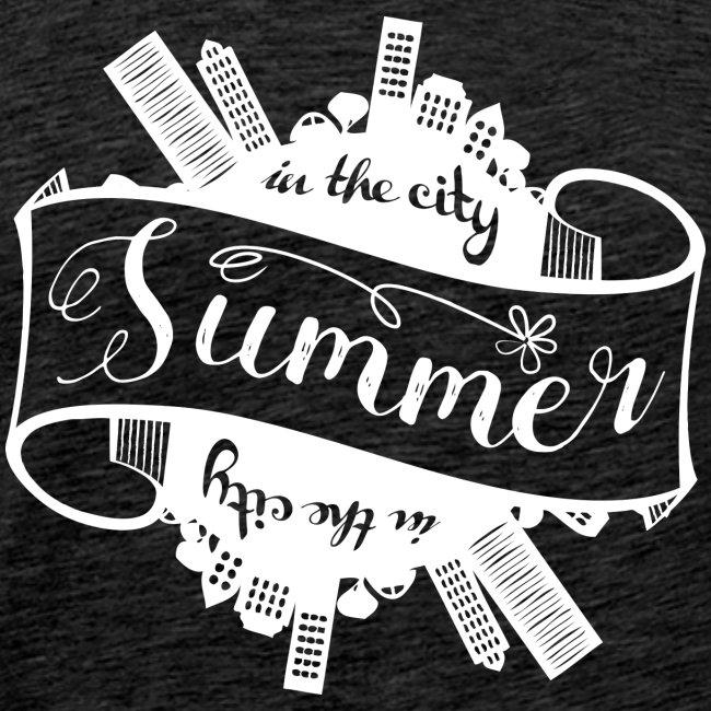 Handlettering Summercity MC