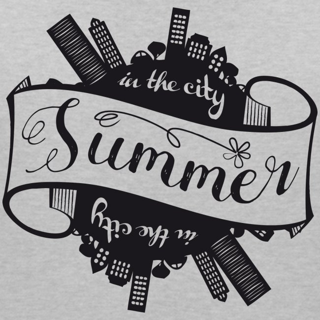 Handlettering Summercity WG