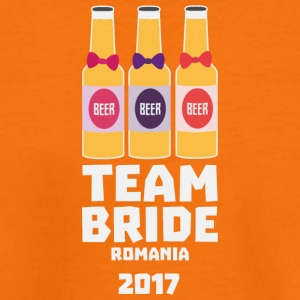 Team Bride Romania 2017 Shg2u Shirts - Teenage Premium T-Shirt