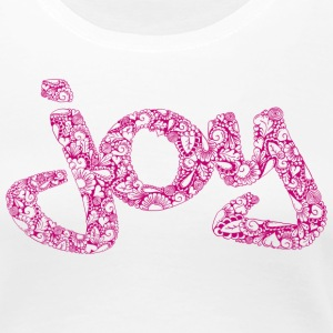 Joy to the world! - Frauen Premium T-Shirt