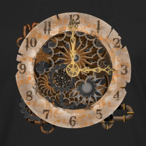 steampunk watch Manches longues - T-shirt manches longues Premium Homme