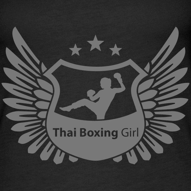 t-shirt Muay Thai girl