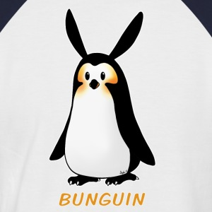 Bunguin T-Shirts - Männer Baseball-T-Shirt