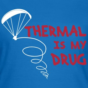 paragliding drug T-Shirts - Frauen T-Shirt