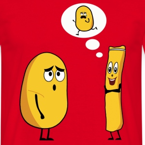 POTATO TALK T-Shirts - Men's T-Shirt