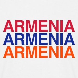 ARMENIA - T-skjorte for menn