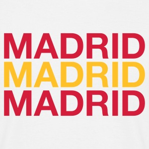 MADRID - T-shirt Homme