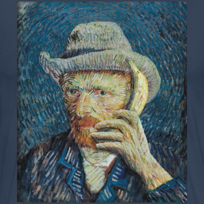 Van Gogh mannen premium