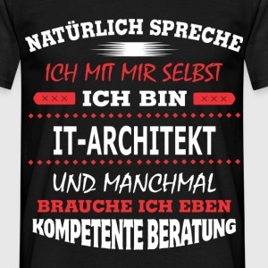 IT-ARCHITEKT T-Shirts - Männer T-Shirt