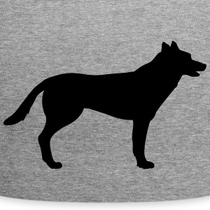 Dog, german shepherd Kasketter & huer - Jersey-Beanie