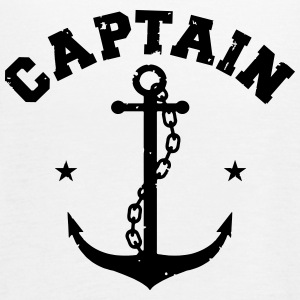CAPTAIN ANCHOR  Tops - Women's Tank Top by Bella