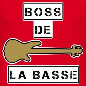 BOSS DE LA BASSE - JEUX DE MOTS - FRANCOIS VILLE