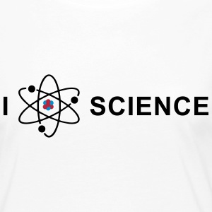 I love science Long Sleeve Shirts - Women's Premium Longsleeve Shirt