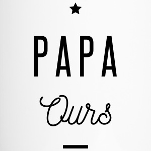 PAPA OURS Bouteilles et Tasses - Mug thermos