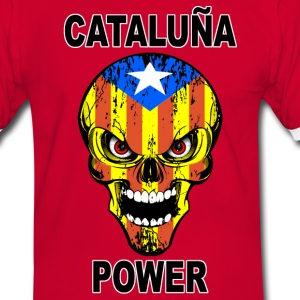 Catalogne - Cataluña Tee shirts - T-shirt contraste Homme
