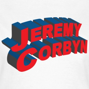 Jeremy Corbyn - Women's T-Shirt