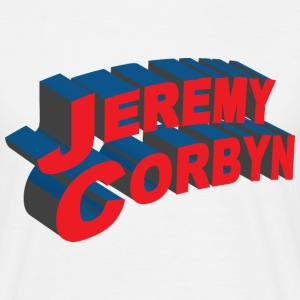 Jeremy Corbyn. The hero we need. - Men's T-Shirt