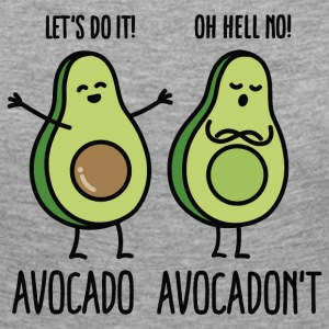 Avocado - Avocadon't Long Sleeve Shirts - Women's Premium Longsleeve Shirt