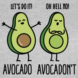 Avocado - Avocadon't T-Shirts - Frauen T-Shirt