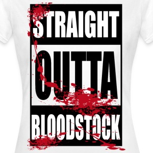Outta Bloodstock - Women's T-Shirt