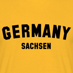 SAXONY - Men's T-Shirt