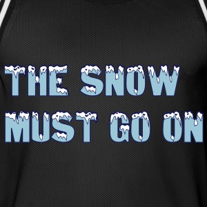 The snow must go on Sportbekleidung - Männer Basketball-Trikot