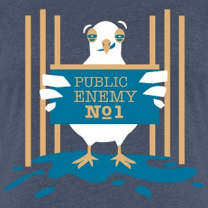 Public Enemy No. 1 - Frauen Premium T-Shirt