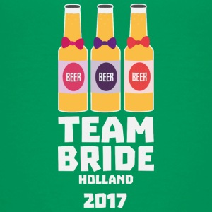 Team Bride Holland 2017 S0on9 Shirts - Teenage Premium T-Shirt