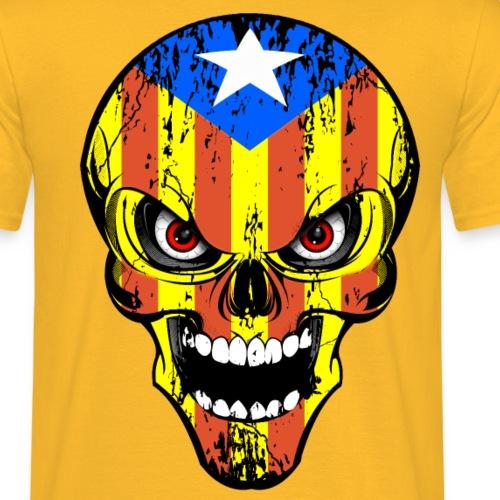 Cataluña skull