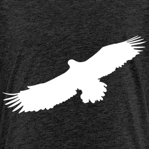 Eagle Bird Coat Of Arms Animal T-shirts - Børne premium T-shirt