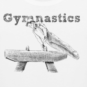 gymnastics Sports wear - Men's Premium Tank Top