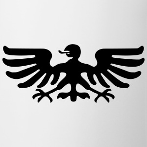 Eagle Bird Coat Of Arms Animal Kopper & tilbehør - Kopp