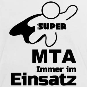 Super MTA - Frauen Kontrast-T-Shirt