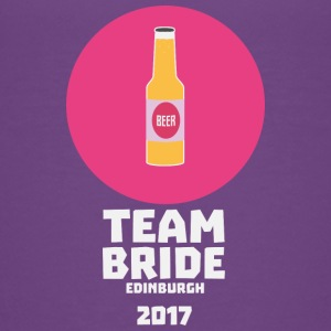 Team bride Edinburgh 2017 Henparty S513r Shirts - Teenage Premium T-Shirt