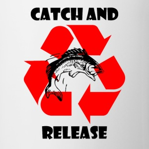 Catch and Release black Tassen & Zubehör - Tasse