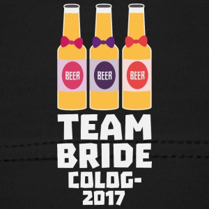 Team Bride Cologne 2017 Spn32 Baby Cap - Baby Cap